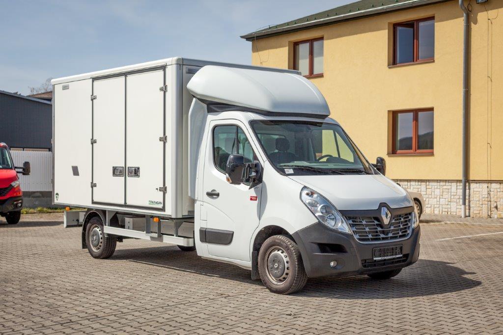 Renault Master 170HP pekařská nástavba COOL