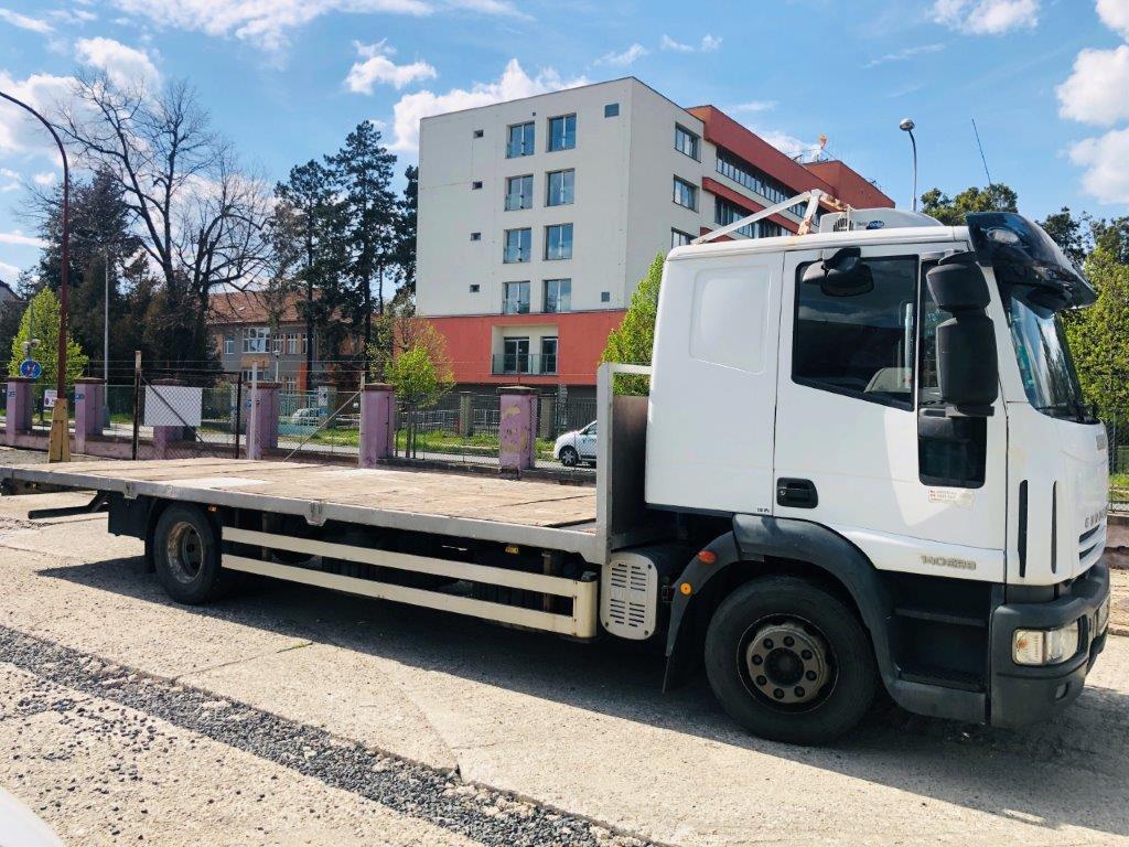 Iveco Eurocargo 140E28 valník