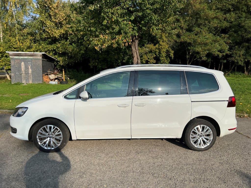 Volkswagen Sharan 2.0 TDI Navi tažné 7 míst xenony